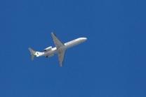 Idealtours Flugzeug, Ferienflieger
