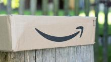 Amazon Prime Schachtel, Karton, Paket