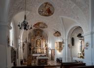 Wallfahrtskirche Heiligwasser / Patscherkofel, Igls, Innsbruck, Tirol, Austria