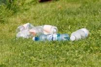 Plastikflaschen, Plastikmüll