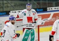 HC TWK Innsbruck - Dornbirn Bulldogs / Bet-at-home ICE Hockey League / Testspiel
