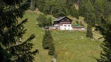 Meißner Haus, Viggartal, Ellbögen, Tirol, Austria