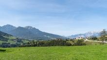 St. Peter, Ellbögen, Wipptal, Tirol, Austria