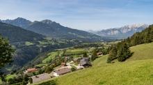 Oberellbögen, Ellbögen, Wipptal, Tirol, Austria
