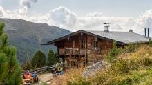 Boschebenhütte, Patscherkofel, Ellbögen, Tirol, Austria