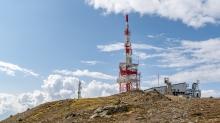 ORS Sendeanlage, Patscherkofel, Tirol, Austria