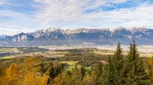Innsbruck, Nordkette, Tirol, Austria