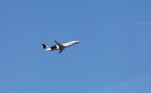 Flugzeug D-AZUR, Privatflugzeug