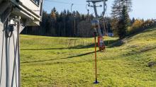 Schlepplift / Zimmerwiese, Skiwiese, Igls, Innsbruck, Tirol, Austria