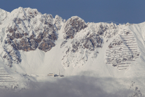 Seegrube, Hafelekar, Nordkette, Innsbruck, Tirol, Austria