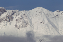 Hafelekarspitze, Nordkette, Innsbruck, Tirol, Austria