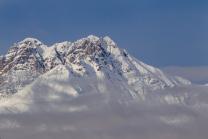 Brandjochspitze, Nordkette, Tirol, Austria