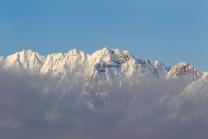Seegrubenspitze, Nordkette, Tirol, Austria