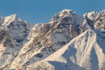 Kleiner Solstein, Hohe Warte, Brandjochkreuz, Nordkette, Tirol, Austria