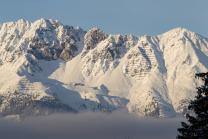 Seegrubenspitze, Seegrube, Hafelekarspitze, Nordkette, Innsbruck, Tirol, Austria