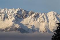 Seegrube, Hafelekarspitze, Nordkette, Innsbruck, Tirol, Austria