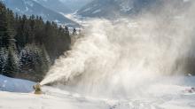 Schneekanonen / Patscherkofel, Tirol, Austria