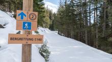 Vitalweg Patscherkofel, Tirol, Austria