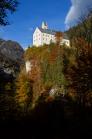 Benediktinerkloster St. Georgenberg, Stans, Tirol, Austria