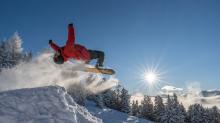 Freestyle-Skiing, Snowboarding / Patscherkofel, Tirol, Austria