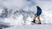 Skizentrum Schlick 2000, Kalkkögel, Stubaital, Tirol, Austria