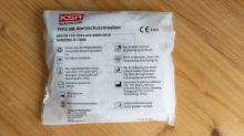 FFP2 NR Atemschutzmasken aus China