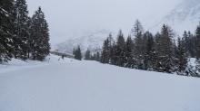 Skipiste / Skizentrum Schlick 2000, Stubaital, Tirol, Austria