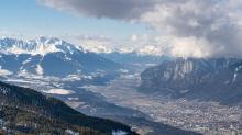 Innsbruck, Inntal, Tirol, Austria
