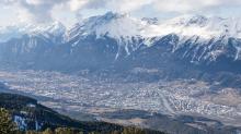 Innsbruck, Nordkette, Inntal, Tirol, Austria