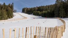 Filmkulisse für den Kinofilm: Klammer / Patscherkofel, Tirol, Austria