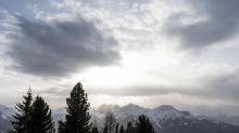Wetterumschwung in den Bergen