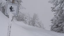 Gifpelroute / Patscherkofel, Tirol, Österreich