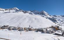 Stubaier Alpen, Kühtai, Tirol, Österreich