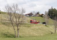 IVB Strassenbahnlinie 6 / Lans, Tirol, Österreich