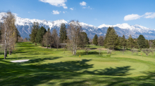Golfclub Innsbruck-Igls, Lans, Tirol, Österreich