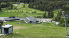 Heiligwasserwiese, Patscherkofelbahn Talstation, Olympiagolf Igls