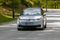Volkswagen: Mobilitätspartner des DFB / Elektroauto: VW ID.3