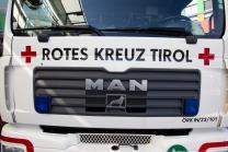 Groß Unfallfahrzeug / Österreichisches Rotes Kreuz