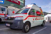 Rettungsauto / Österreichisches Rotes Kreuz