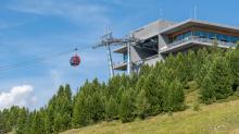 Patscherkofelbahn Bergstation / Patscherkofel, Tirol, Österreich
