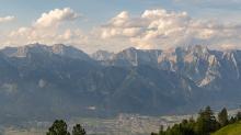 Nordkette, Karwendel, Tirol, Österreich