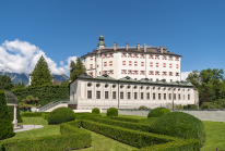 Schloss Ambras, Innsbruck, Tirol, Österreich