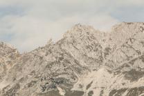 Frau Hitt, Sattelspitzen, Nordkette, Karwendel, Tirol, Österreich