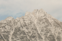Brandjochspitze, Nordkette, Karwendel, Tirol, Österreich